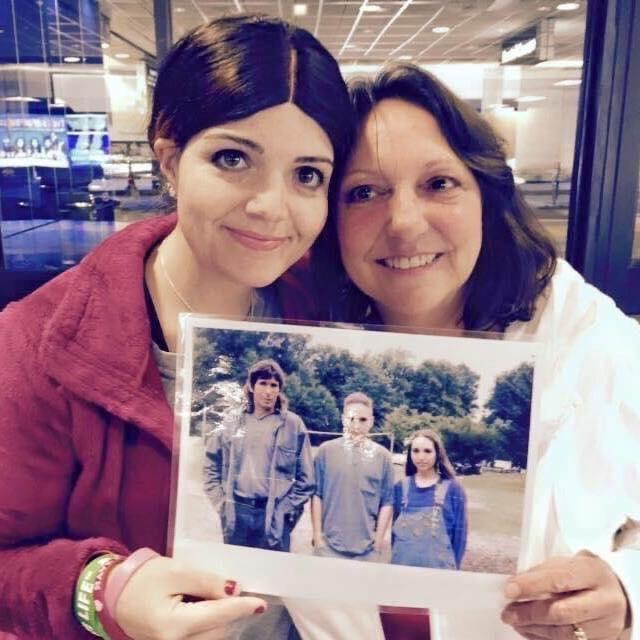 Jen Lentini: Heart transplant recipient 7/6/96