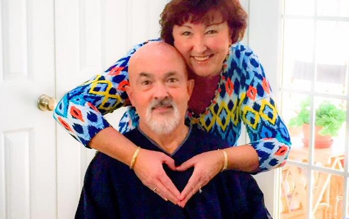 Curt Holland: A grateful heart