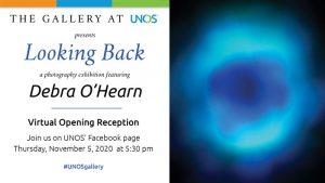 Gallery at UNOS Looking Back virtual exhibit