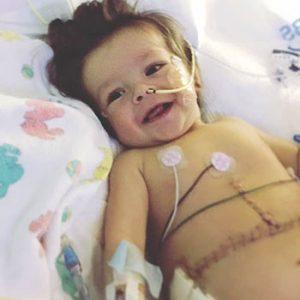 Hudson Hill, pediatric liver transplant recipient