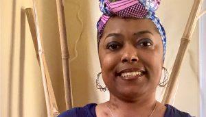 Latasha double lung transplant recipient