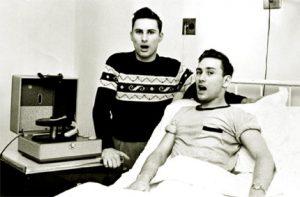 Richard and Ronald Herrick