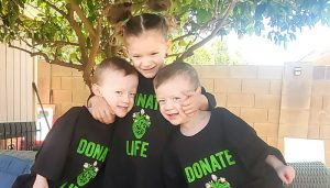 My three children needed heart transplants