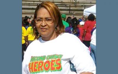 Bridgett Jones-Bolar: Grateful transplant recipient