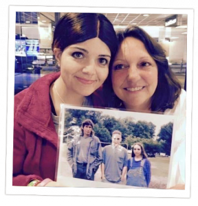 Heart recipient Jen met her donor's mother
