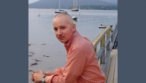 Paul, lung transplant recipient